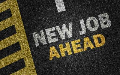 new job ahead
